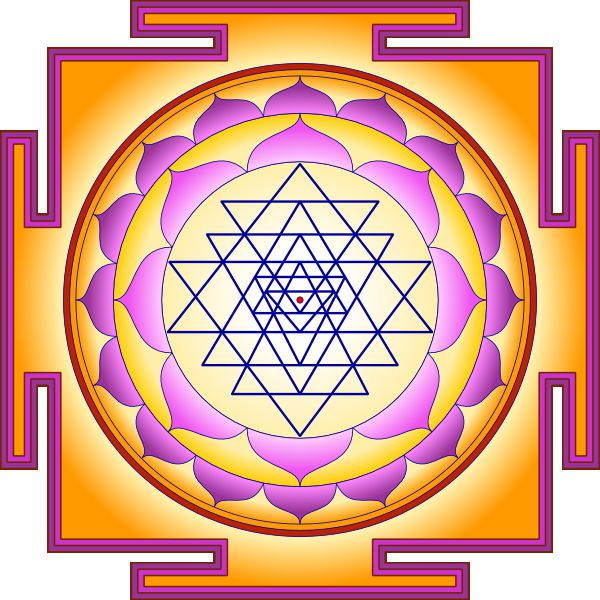 Sri-Yantra-Symbols-in-Hinduism | Vedanta Society of Southern